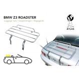 BMW Z3 Roadster Luggage Rack - BLACK EDITION 1995-1999