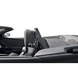 Chevrolet Camaro 5 Wind Deflector Mirror Design - Black 2011-2015