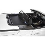 Chevrolet Camaro 6 Aluminium Wind Deflector - Black 2016-present