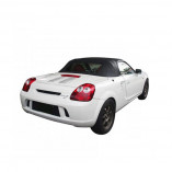 Toyota MR2 Roadster 1999-2007 - Fabric convertible top & glass rear window - Stayfast