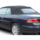 Chrysler Sebring mohair hood with glass rear window 2001-2006