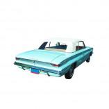 Buick Special 1962-1965 - PVC convertible top Haartz Single Texture Forté