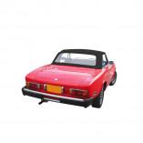 Fiat 124 Spider CS1 1400/1600/1800 1966-1979 - Fabric convertible top Sonnenland A5.3M