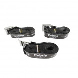 Tie down straps -  stainless steel cam buckle