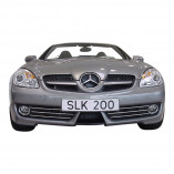 Mercedes-Benz SLK171 Mesh Grill Aston Martin Look (3 pieces) 2008-2011