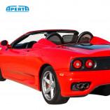 Ferrari 360 & F430 Spider Wind Deflector 2000-2009