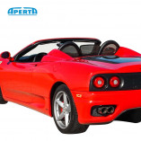 Ferrari 360 & F430 Spider Wind Deflector Middle - Black 2000-2009