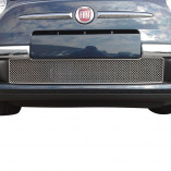 Fiat 500 Mesh Grill (1 piece) 2007-2015
