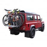 Spare Tire Bike Rack Off-Road Vehicles | FABBRI GRINGO BICI