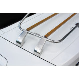 Porsche Boxster 981 2012-2016 Luggage Rack WOOD EDITION