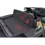 Chevrolet Camaro 6 Wind Deflector - Black 2016-present