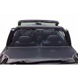 Ford Escort MK 3 & 4 Wind Deflector - Black 1983-1990