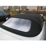 Renault Megane GENUINE PVC Window