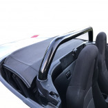 Toyota MR2 Roadster Roll Bars TTE Style PIANO BLACK 1999-2007