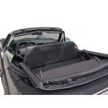 Porsche 993 Wind Deflector Single Frame - Black 1993-1998