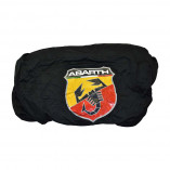 Genuine Abarth 124 Spider Indoor Car Cover - Black