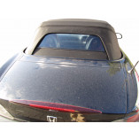 Honda S2000 mohair cabriolet hood - glass rear window 2002-2009