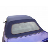 Ford Escort Mk3 & Mk4 cabriolet hood 1983-1991