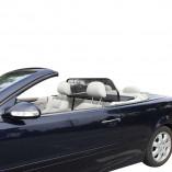 Mercedes-Benz C-Class CLK A208 Aluminium Wind Deflector - Black 1998-2003