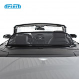 Mercedes-Benz SL-Klasse R230 Wind Deflector Original Design - Black 2001-2011