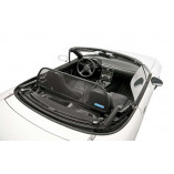 Mazda MX-5 NA & NB Aluminium Wind Deflector - Black 1989-2005