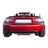Mazda MX-5 NC Mesh Grill Back (1 piece) 2005-2009