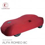 Alfa Romeo 8C Spider Indoor 2007-2011 Car Cover
