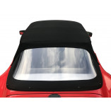 Porsche 964 mohair hood with PVC rear window 1986-1994