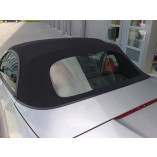 Porsche Boxster 986 cabriolet hood with PVC rear window 1996-2004
