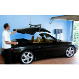 BMW E46 Hardtop Storage Lift