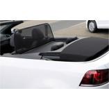 Volkswagen Golf 6 Mirror Design Wind Deflector - Black 2011-present
