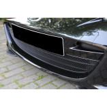 Front grill Mazda MX-5 ND/RF - Mesh narrow - Matt Black