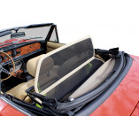 Fiat 124 Spider Wind Deflector Double Frame - Beige 1966-1985