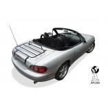 Mazda MX-5 NB (Mk 2) Luggage Rack - BLACK EDITION 1998-2005