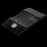 Tyreguard set  (4 pieces) - Black