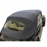 Volkswagen Kever 1303 fabrics hood rear window will be reused 1973-1979
