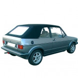 Volkswagen Golf 1 1979-1993 - Fabric convertible top Stayfast