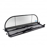 Ford Mustang 6 With Anti Rollbar Aluminium Wind Deflector - Black 2014-present
