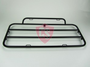 Mercedes-Benz SLK R170 Luggage Rack with Side Brackets - BLACK EDITION 1996-2004