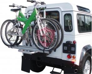 Spare Tire Bike Rack Off-Road Vehicles   FABBRI GRINGO BICI