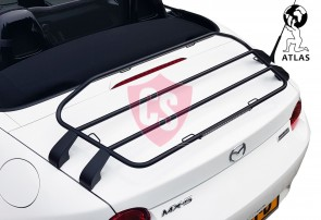 Mazda MX-5 ND Luggage Rack LIMITED EDITION - BLACK 2015-present