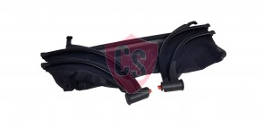 Original wind deflector Mercedes-Benz E-Class A238 convertible from 2016