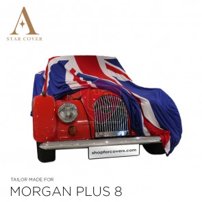 Union Jack Car Cover Vehicle Length 370 - 420 cm