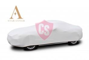 Fiat - Abarth - 124 Spider - Indoor Car Cover - White