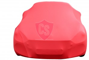Fiat - Abarth - 124 Spider - Indoor Car Cover - Red