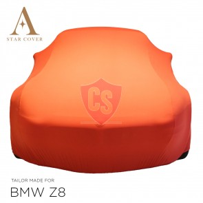 BMW Z8 E52 Indoor Cover - Red