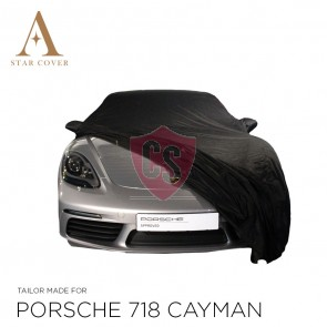 Porsche Boxster Cayman 981 718 Outdoor Cover - Star Cover - Mirror Pockets