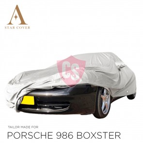 Porsche Boxster 986 Outdoor Cover - Star Cover - Mirror Pockets