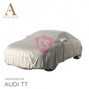 Audi TT 8J Roadster Outdoor Cover - Mirror Pockets