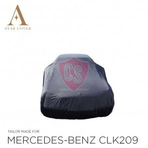 Mercedes-Benz CLK 209 Outdoor Cover - Star Cover